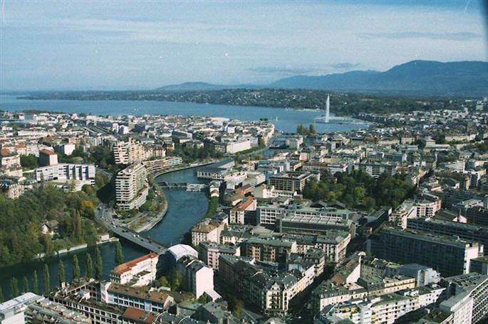Rencontres internationales de geneve 1946