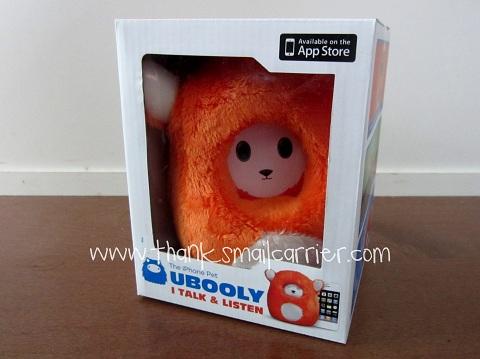 Ubooly box