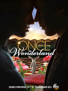 Once Upon A Time In Wonderland Season 1 Watch free posters online