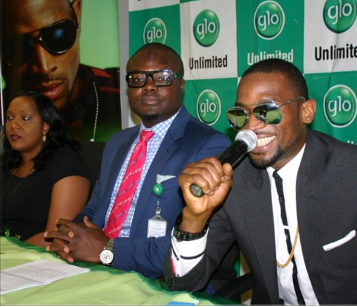 Dbanj Gets Picked as Glo Ambassador Again  chiomaandy.com