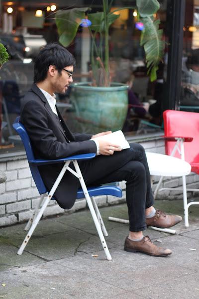 Rogue Scholar Seattle Street Style