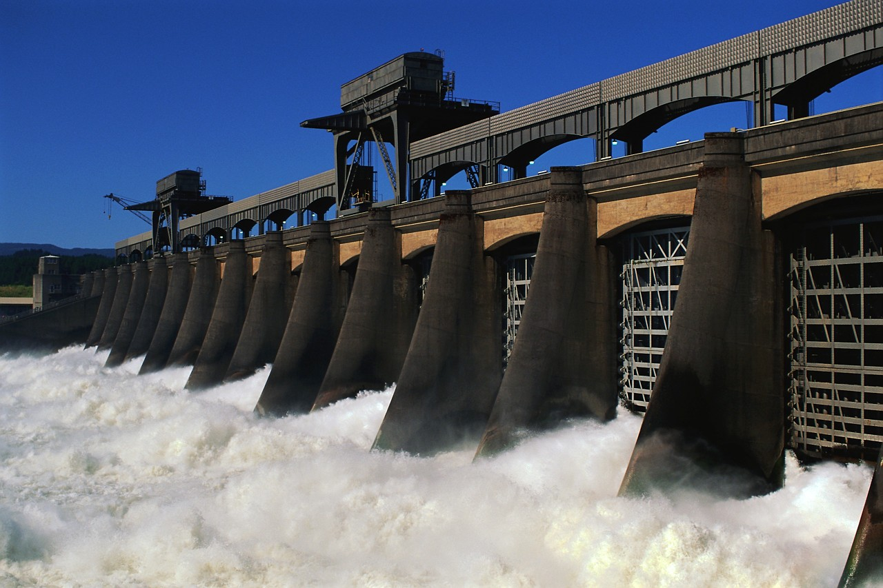Hydropower pros