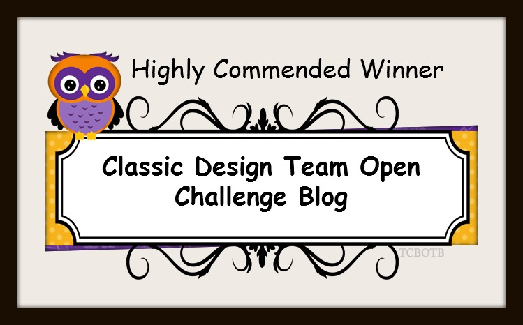 Classic Design Team Highly Commended