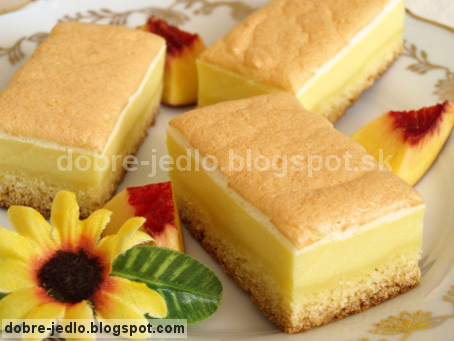 Pekný tvarohový koláč - recepty