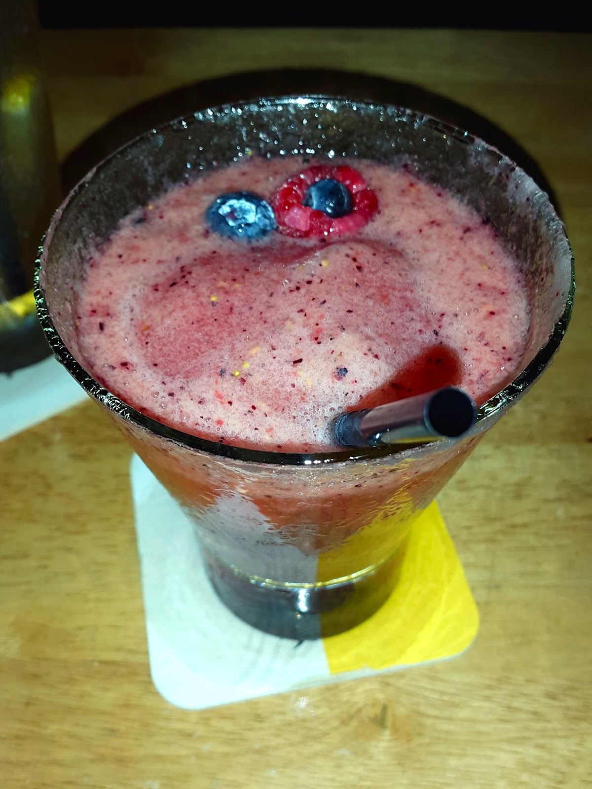 Timbre Arts House Berry Margarita