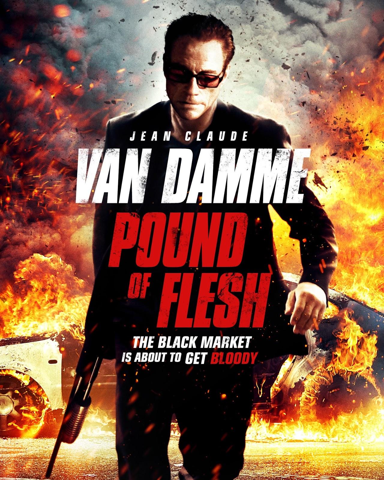 Film Pound Of Flesh (2015)