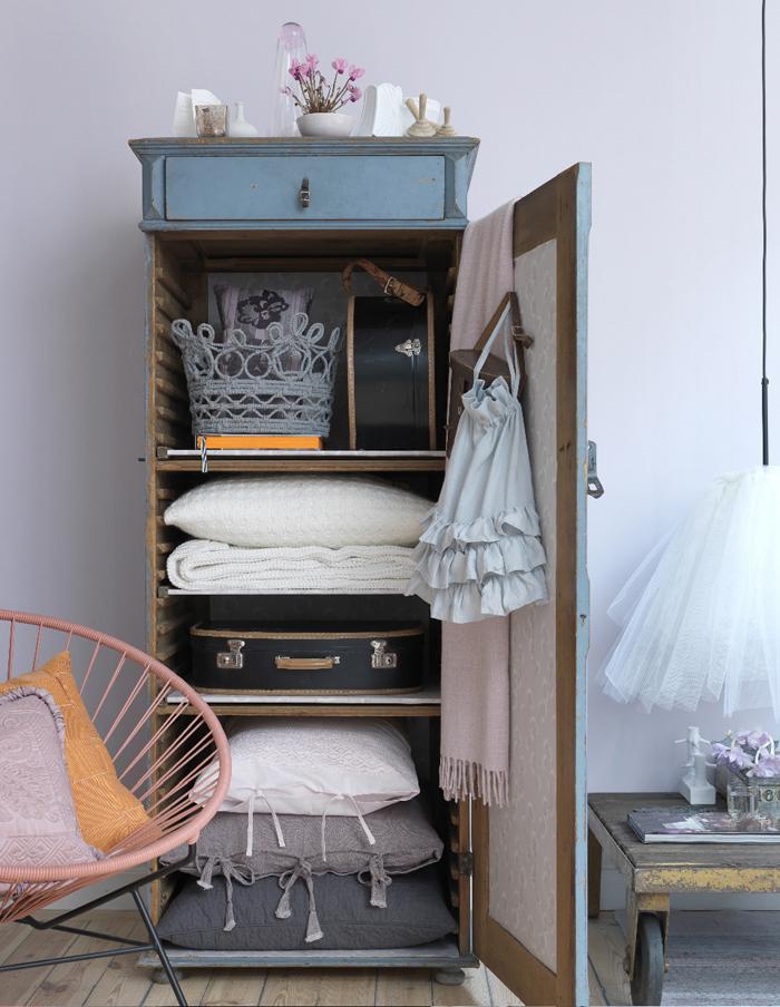 decora y diseña tu propio dormitorio -gabinete romantico