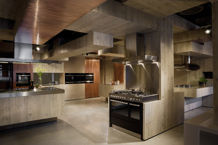 Kitchen Design: Scholtès - Cathedral of Change