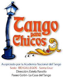 Tango para Chicos: SEDE Río Gallegos, SANTA CRUZ