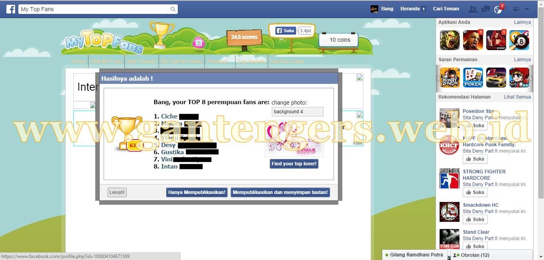 Cara Mengetahui Siapa Yang Sering Melihat Profil Facebook Kita