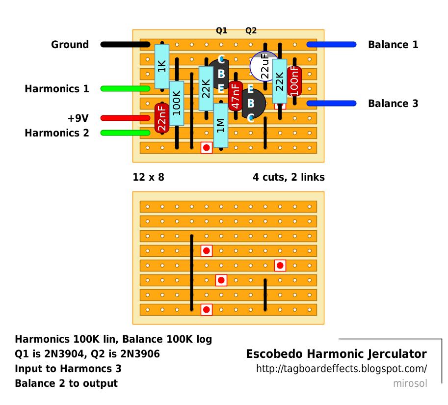 Schemview furthermore Schematics moreover Escobedo Harmonic Jerculator likewise Diy Guitar Pedal Schematics also Axiswah. on tube fuzz pedal schematic