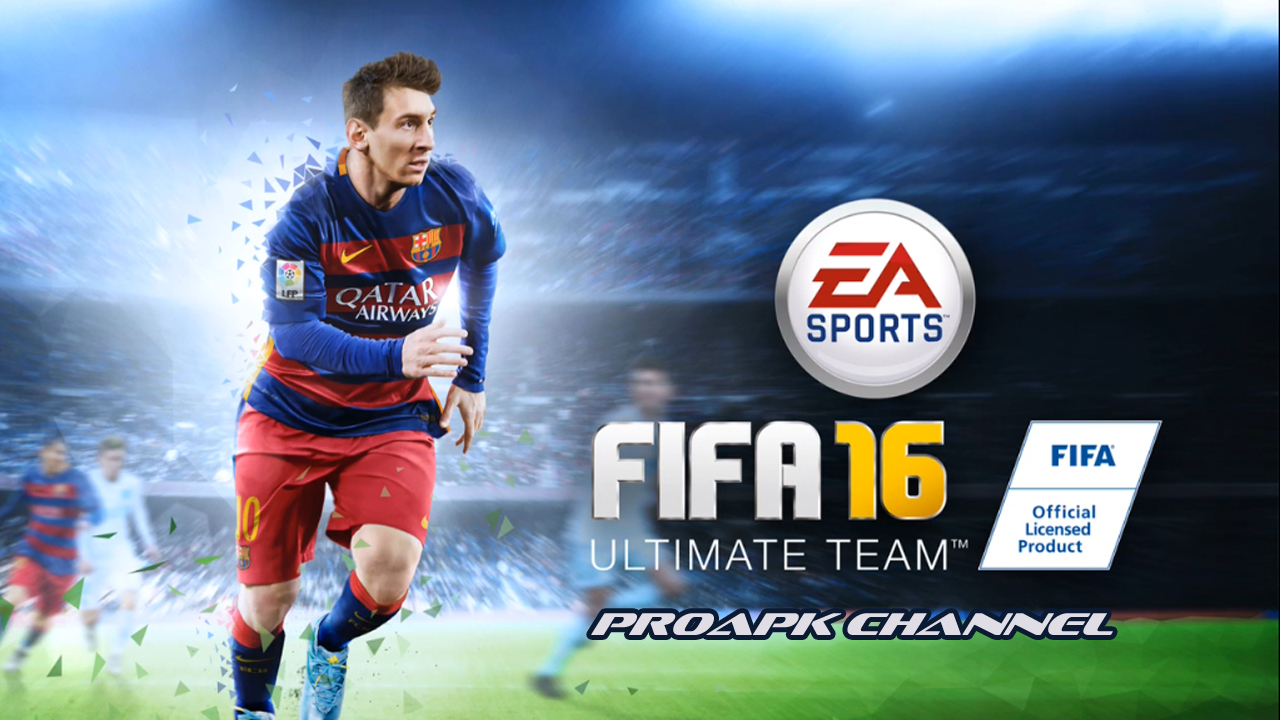 FIFA 16 Ultimate Team Gameplay IOS/ Android