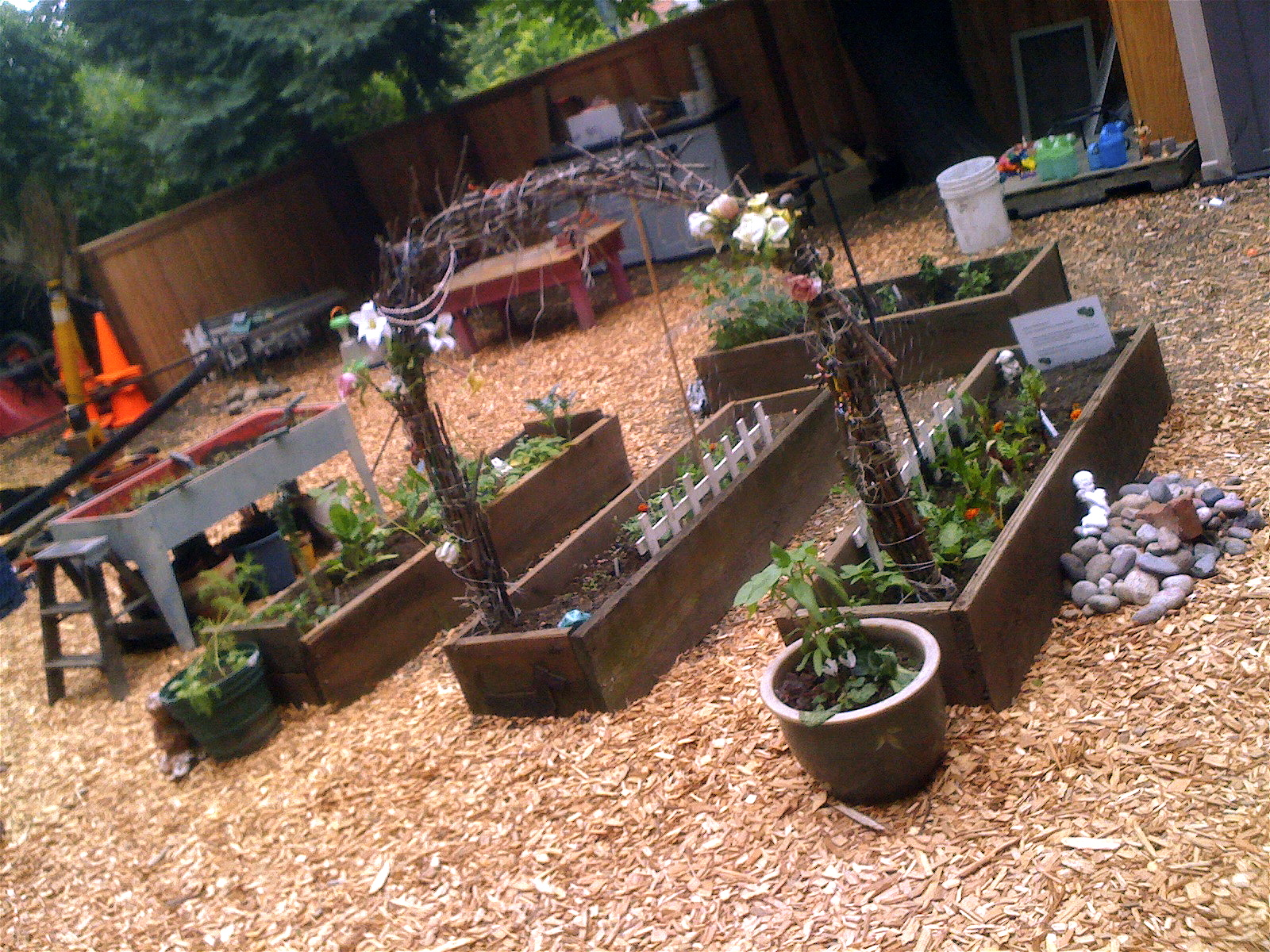 Outdoor Classroom Design Ideas ~ Teacher tom our new outdoor classroom