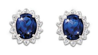 Kate Middleton Engagement Earrings