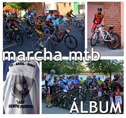 Marcha MTB Aranjuez: Fotos y Video