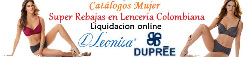 LIQUIDACION LENCERIA COLOMBIANA