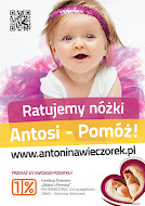 Pomozmy Antosi!!!!