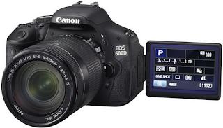 Harga kamera Canon Dlsr Untuk Pemula