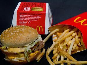 Thumbnail image for Burger & Kentang Goreng McDonalds Selepas 979 Hari