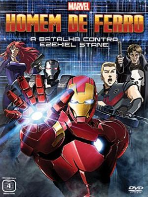 Download – Homem de Ferro - A Batalha Contra Ezekiel Stane – DVD-R