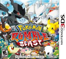 Pokemon Rumble Blast   Nintendo 3DS