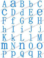Back To Basics Font