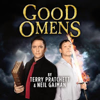 Cover of Good Omens by Terry Pratchett and Neil Gaiman