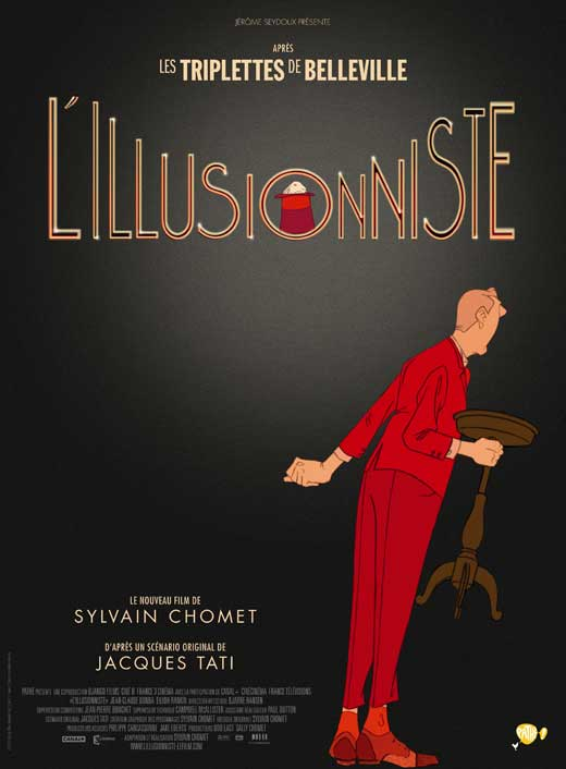 Download Animation Movies: download : The Illusionist the movie