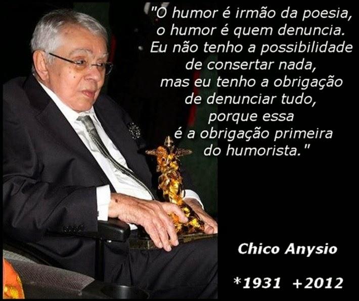 Mensagens - Chico Anysio