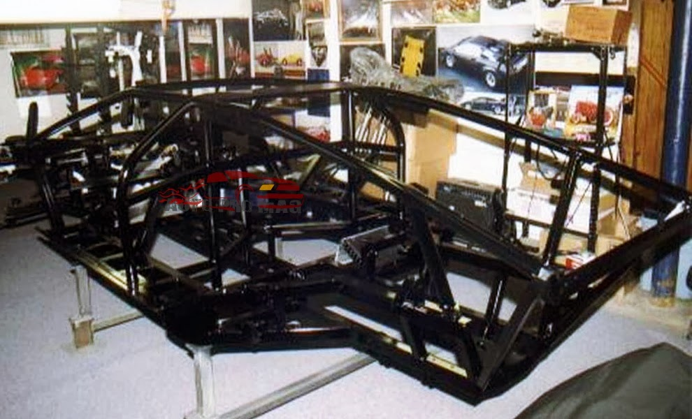 making a lamborghini in his basement story of ken imhoff autopromag. Black Bedroom Furniture Sets. Home Design Ideas