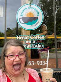 2020 Brewed Awakenings, Iced Chai Latte with Coconut, Vermilion OH