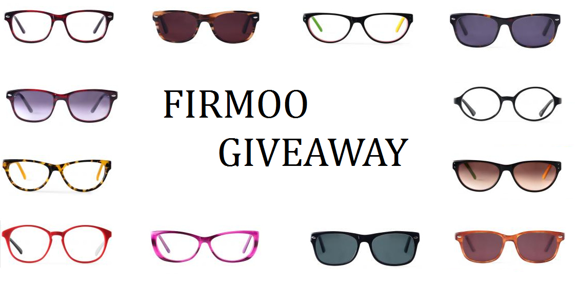 firmoo giveaway blog gafas gratis sorteo