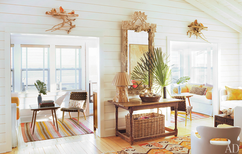 Home Tour A Beach Bungalow In South Carolina