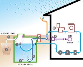 Recolección de Agua de Lluvia, Solucion Ecosostenible para Riego