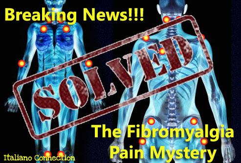 Fibromyalgia Pain - Mystery Solved - Excessive Sensory Nerve Fibers