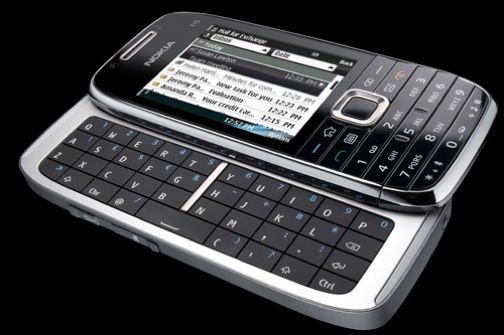 Nokia E75 SLIDER QWERTY