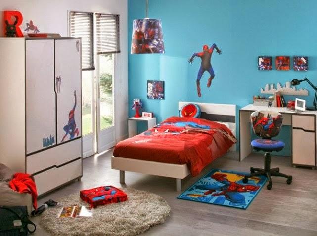 Cuartos temáticos para niños varones - Dormitorios colores y estilos