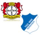 Leverkusen - 1899 Hoffenheim