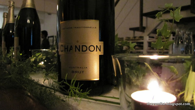 Ril's Bangsar, Chandon, wines, sparkling, Moet and Chandon, steak,