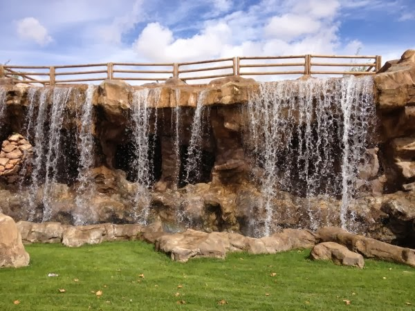 Parque Europa de Torrejon de Ardoz