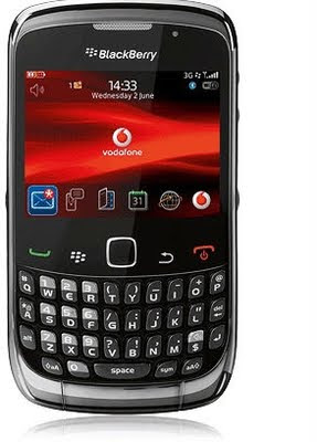 BB CURVE 3G 9300 Rp.1.350.000