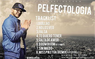SENCILLO MARTINEZ - PELFECTOLOGIA (THE MIXTAPE)