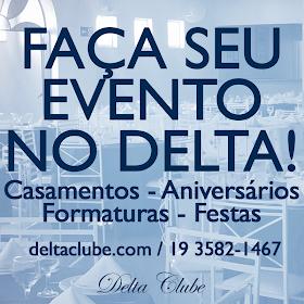 Faça seu Evento no Delta