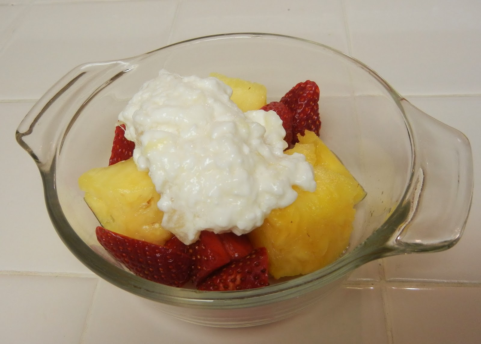 Fruit+and+Cottage+Cheese Weight Loss Recipes A day in my pouch