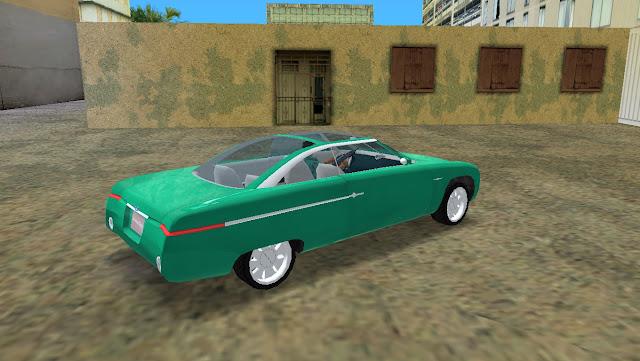 Ford 1949 Concept GTA Vice City