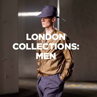 LONDON COLLECTIONS: MEN FW2015-2016