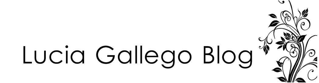 lucia gallego blog