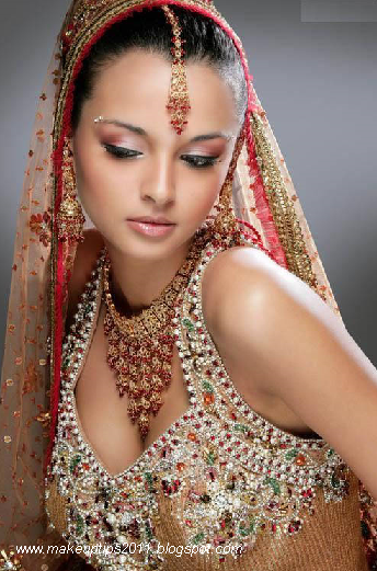 indian bridal makeup tips. Indian Bridal Makeup If your