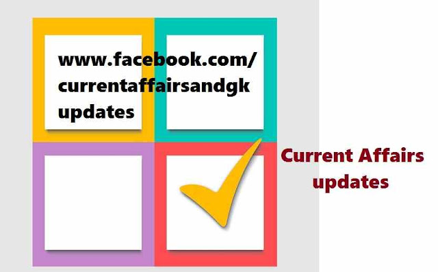 Current Affairs updates till 6 September 2015