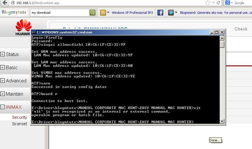 how to run telnet from mac